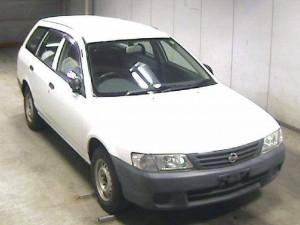 2003 model Ad Van in White