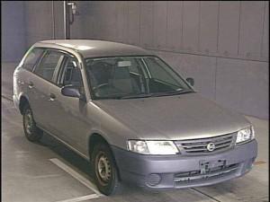 2006 Advan in Silver