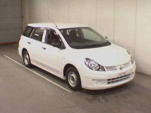 2008 Model Advan in Silver