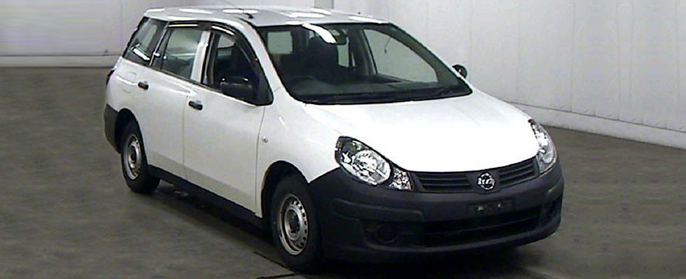 Minivan For Sale >> Nissan AD Van 2009 for Sale in Myanmar - Car Junction Myanmar