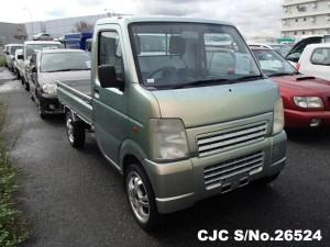 Suzuki Carry Truck 2002 Model