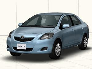 Toyota Belta 2013